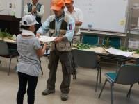 子ども樹木博士認定会の開催(於、桶ケ谷沼)