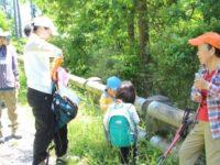 高山・市民の森 森林教室実施報告<割り箸の工作>