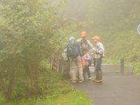 高山・市民の森 森林教室実施報告<小枝の人形づくり>